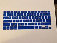 MacBook Air Keyboard Cover Skin & Screen Protector for MacBook Air 13 Inch