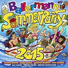 Ballermann Sommerparty 2015 von Various Artists (neu + OVP)