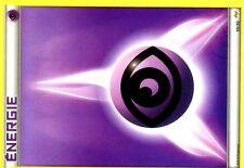 PROMO POKEMON FRANCAISE KIT BRUYVERNE N° 10/30 ENERGIE PSY