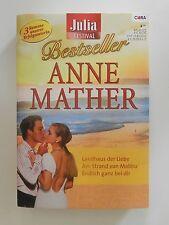 Julia Festival Bestseller Anne Mather Cora Liebesroman Landhaus der Liebe
