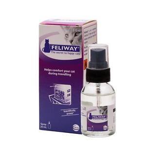 Ceva Feliway Pheromone Stress Travel Spray for Cats 20 mL