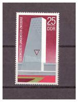 DDR, Internationale Mahn- und Gedenkstätten MiNr. 1878, 1973**