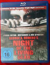 Night of the Living Dead - George A. Romero - Special Editi Blu-Ray - NEU B-Ware
