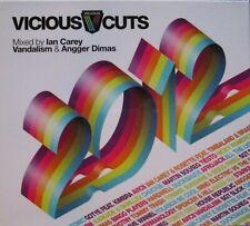 Vicious Cuts 2012 Vandalism, Ian Carey & Angger Dimas 2 x CD Australia