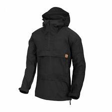 Helikon-Tex Woodsman Anorak Jacke Softshell Outdoor Jacket - Black / Schwarz