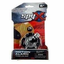 New SpyX Motion Alarm Protect Your Stuff Surveillance Kids Detective Spy Toy