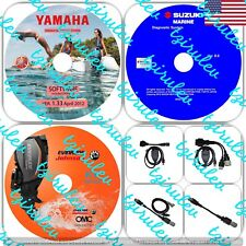 USA Seller Suzuki Yamaha Evinrude Outboard Diagnostic KIT / WaveRunner /Jet Boat