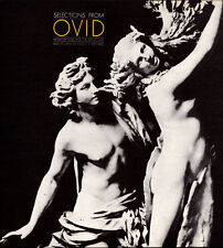 John F.C. Richards - Selections from Ovid: Metamorphoses [New CD]