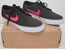 NEW GENUINE Nike Mens Size 11.5 Toki Low TXT Comfortable Canvas Shoes 555272-016