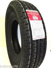 (2) 235/80R16 TRAILER TIRE HEAVY DUTY TRAILER 235 80 16 Load E 10 PLY RATED