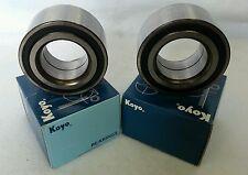 2-Koyo Front Wheel Hub Bearing Made in Japan Honda Civic Acura Integra WB-0327