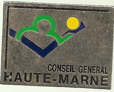 La Haute Marne - French Hat Lapel Pin HP2505