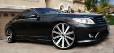 "FORGIATO CONCAVO in 21"" FÜR BENTLEY, CL, S CLASSE, MAYBACH, BENTLEY GT, S63 AMG"