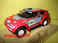 Norev Mitsubishi Pajero Evolution #203 Dakar 2004 to the / of 1 /43°