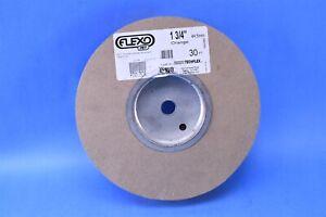"Techflex 30' FLEXO PET Expandable Braided Sleeving, Orange 1-3/4"" Conduit"