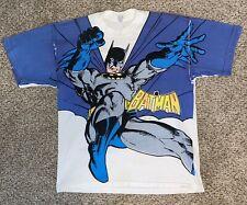 Sons of Gotham Green Lantern Shirt M Green Chrome Logo Adult Ringer T