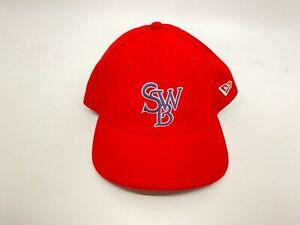 Scranton Wilkes Barre Railriders Minor League Baseball Snapback M/L Signed #31