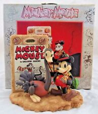 Disney Enesco Gallopin Gaucho 1928, Best of Mickey Collection Limited Edition