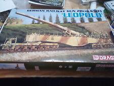 Dragon Models 1/35 Scale German Railway Gun 28cm K5(E) Leopold 6200-03 PE Parts