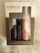 Magic Minerals AirBrush Foundation by Jerome Alexander 2-Piece Makeup Brand New