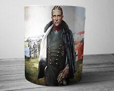 WW1 GERMAN Hero Fighter Pilot Red Baron Manfred von Richthofen 11 oz Coffee Mug
