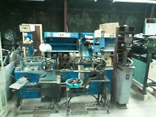 Complete Shoe Repair Equipment 10900 Made By Suttan Auto Solar Landis