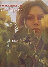 HANK WILLIAMS JR eleven roses US EX LP 1972