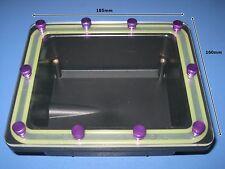 "Marine radio box for 5"" rail spacing RC Boat NEW version"