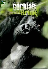 NEW  DVD // ANIMAL PLANET // Saving a Species: Gorillas on the Brink