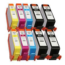 KIT 10 CARTUCCE COMPATIBILI HP 364XL CARTUCCIA CON CHIP PER STAMPANTI HP OFFERTA