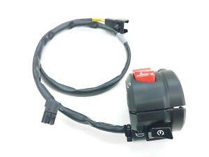 Start Stop Switch 12-15 DL650 A Suzuki Vstrom Right On/Off Kill Switch #F256