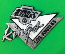 """Los Angeles Kings NHL Logo  Crest/ Patch 4""""x 3"""" Inch .Sew  On / Iron On"""