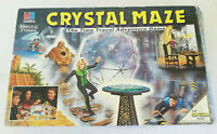 1993 MB Games Vintage Retro The Crystal Maze Board Game. INCOMPLETE