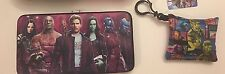 Marvel Lot: Guardians Galaxy Vol. 2: Clasp Wallet+Plush Keychain!