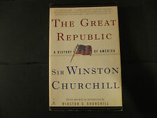 The Great Republic: A History of America by Winston Churchill