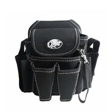 Nylon Waist Electrician Tool Bag Pouch Holder Carrier Case PVC Multifunction A3