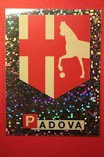 Panini Calciatori 1991/92 1991 1992 N 484 PADOVA SCUDETTO OTTIMA