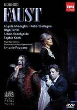 Angela Gheorghiu - Gounod: Faust NEW DVD