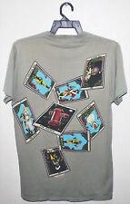 VINTAGE 1991 POWELL PERALTA RAY BARBEE TAROT CARDS SKATE SKATEBOARD T-SHIRT PUNK