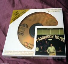 THE DOORS - Morrison Hotel [Audio Fidelity] - 24 KT GOLD CD - (-2 EDITION)