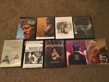 Criterion DVD Blu Ray Lot 9 OOP and Rare Yi Yi Pickpocket Fanny and Alexander