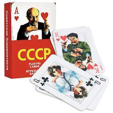 Piatnik CCCP Soviet Celebrities Playing Cards by USSR
