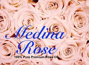 Pure Rose Perfume Oil - Royal Grade