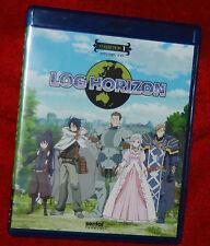 Log Horizon: Collection 1 [Blu-ray 2 DISC 2014 ANIME 13 episodes