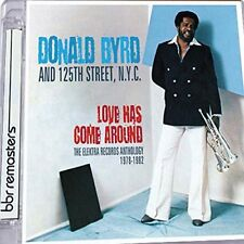 LOVE HAS COME AROUND THE ELEK - BYRD DONALD [CD]