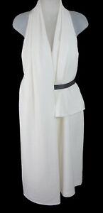 Women's Alexander Wang Sleeveless V Neck Polyester Sheath Dress Size 8 NWTS