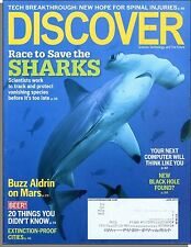 Discover - 2013, June - Race to Save the Sharks, How to Death-Proof a City