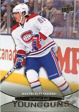 11/12 UPPER DECK YOUNG GUNS ROOKIE RC #221 RAPHAEL DIAZ CANADIENS *32541