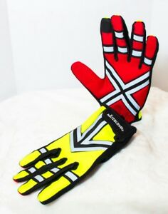 Haltz Gloves DAYTIME Reflective Traffic work, crossing guard, Runners gloves