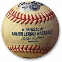 Los Angeles Dodgers vs. Diamondbacks Game Used Baseball 05/06/2013 MLB Holo